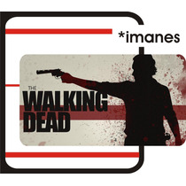 Nuevos! The Walking Dead Imanes O Stickers De La Serie