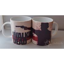Tazas De The Walking Dead Con Diseños Variados