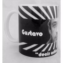 Gustavo Cerati - Taza Conmemorativa - Nuevo Modelo
