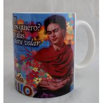 Frida Kahlo Taza Increíble Varios Modelos