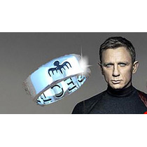 Anillo 007 Spectre Unicos !!! James Bond