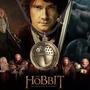 El Hobbit Bilbo Baggins Collar Señor De Los Anillos Original