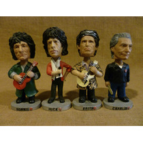 Rolling Stones Muñecos Bobble Heads Originales Usa !