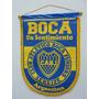 Banderin Grande De Boca Juniors