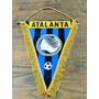 Banderín Del Equipo De Football Italiano Atalanta