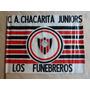 Antigua Bandera De Chacarita Juniors
