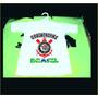 Hermosa Camiseta De Bebe De Corinthians Brasil