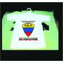 Hermosa Camiseta De Bebe De Seleccion Ecuador