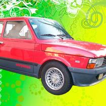 Calco Palabra Sorpasso Lateral De Fiat 147 Iava