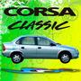 Calco Decoracion Chevrolet Corsa Classic