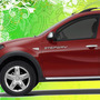 Calcomania Renault Sandero Stepway 2011