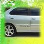 Calcomania Twincam 16 Valve De Nissan Sentra