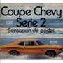 Calco Cupe Chevy Serie 2 Remo Calcomania Ploteoya!