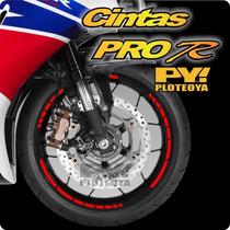 Cintas De Llanta Pro R Bajaj Fz16 Rouser Twister Cg Fazer