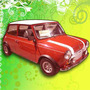 Calcomania Decoracion Fajas Capot Mini Cooper