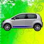 Calcomania Volkswagen Up