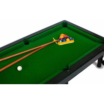 Juego Mesa Pool