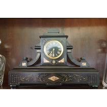Reloj Antiguo De Mármol
