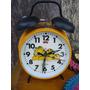 Antiguo Reloj De Mesa Retro De Garfield. .(envios).