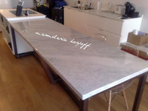 Mesadas cocina granito marmoles silestone quartz san for Silestone o granito 2016