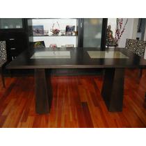 Mesa Rectangular 165 X 0.95 Guatambu Macizo Wengue