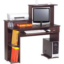 Mesa Escritorio Pc Platinum 9037 P Oficina Bandeja Y Cajon