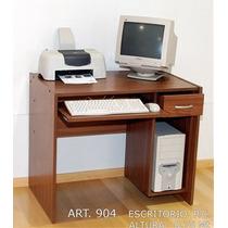 Mesa Escritorio P- Pc Con Cajon- Melamina 18 Mm Cod 904