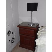 Mesas De Luz Para Tu Dormitorio De Madera (pino)