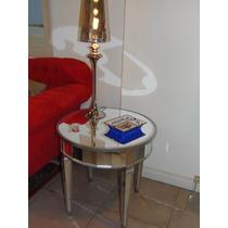 Mesa Lateral Con Espejos - Somos Fabricantes -