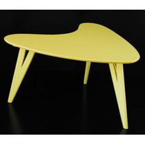 Mesa Ratona De Diseño Americano - Retro Vintage & Actual -