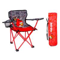 Silla Plegable Infantil Camping Pesca Kitty Cars Mickey