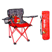 Silla Plegable Niños Camping Pesca Kitty Cars Mickey Promo
