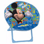 Silla Plegable Tipo Moonchair Mickey Mouse