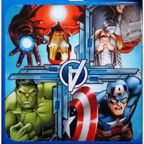 Mesa Plastica Para Niños Avengers