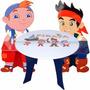 Juego Mesa Grande Y 2 Sillitas Infantiles. Toy Story, Mickey