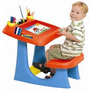 Mesa Escritorio Con Banco Infantil Keter Sit & Draw