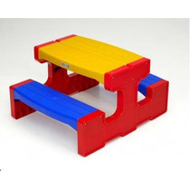 Mesa De Campo Rondi Pinic Table - Excelente Calidad -