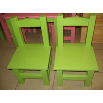 Casa residencial familiar mesas y sillas oferta ninos for Silla madera ninos