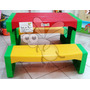 Mesa Con Bancos Picnic Table Rondi