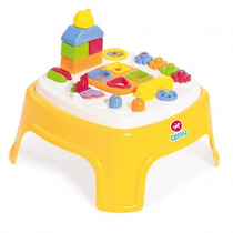 Mesa Didactica De Actividades Calesita - Juguetes Para Bebes