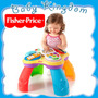 Mesa Didactica Musical Interactiva Fisher Price Para Bebe