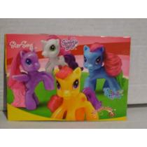 Rainbow Dash Mi Pequeño Pony (mc. Donalds 2010) Cerrado