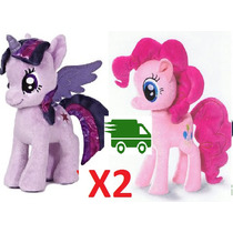 My Little Pony X 2 Peluches. Musica Original. Envio Gratis
