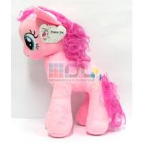 Peluche Pequeño Pony Pinkie Pie Grande 28cm Original Hasbro