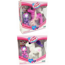 The Sweet Pony Glossy Y Baby Luminosos Ditoys Video Jiujim