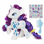 My Little Pony Esplendorosa Rarity Con Luz Hasbro Mundomania