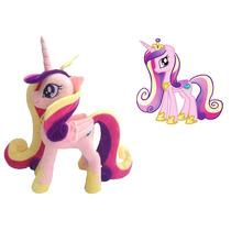 Peluche My Little Pony Princesa Cadence 38cm Calidad Única!