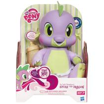 Mi Pequeño Pony Spike The Dragon Juguetería El Pehuén
