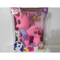My Little Pony Grande Luz Sonido Pony De Regalo + Accesorios