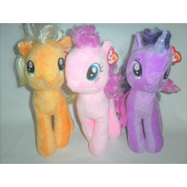 Peluche My Little Pony Mi Pequeño Pony 25 Cm En Agranaditos